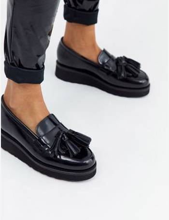 grenson loafers womens