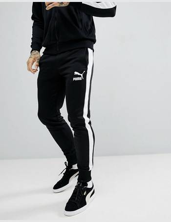 87c049f9798c Puma. Archive T7 Joggers In Black 57265701. from ASOS