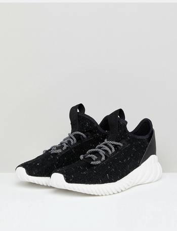 the best attitude 40998 d78ca Adidas Originals. Tubular Doom Sock Trainers In Black. from ASOS