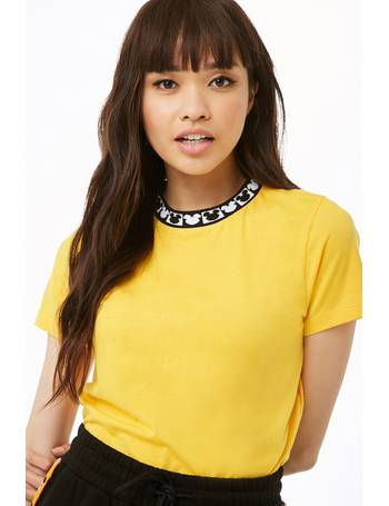 d61eae78dec Shop Women s Forever 21 T-shirts up to 80% Off