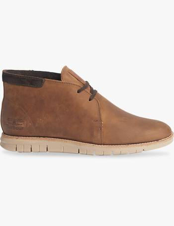 87bec00766b Boughton Leather Chukka Boots