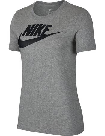 46744e862c07 Nike. Sportswear Short-Sleeved Crew Neck Logo T-Shirt. from La Redoute