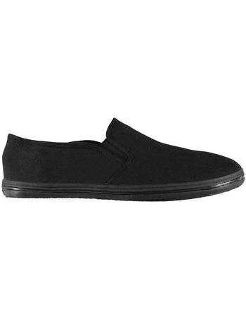 b0bf3089f423f2 Junior Canvas Slip On Shoes from Sports Direct