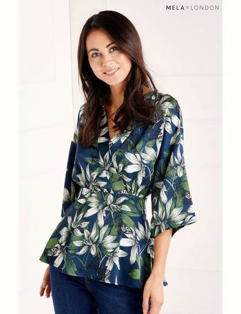 1f9f43ec4b53f Next UK Ladies Floral Blouses