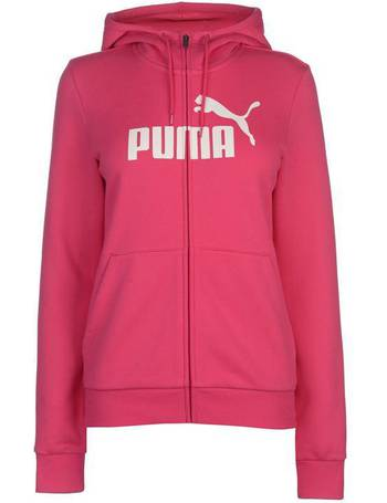 ea083f57909e Puma. No1 Logo Hoody Ladies. from Sports Direct