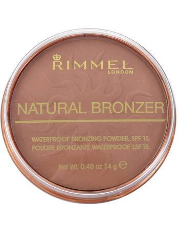 701af8285b3 Natural Bronzer Waterproof Bronzing Powder SPF 15 Shade 026 Sun Kissed 14 g  from Notino