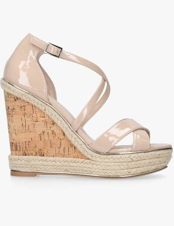09e8839849 Shop Women's Carvela Wedge Sandals up to 80% Off | DealDoodle