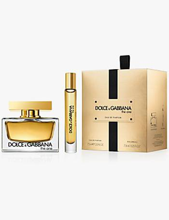 5561dfaf Dolce and Gabbana. The One Eau de Parfum 75ml Fragrance Gift Set. from John  Lewis