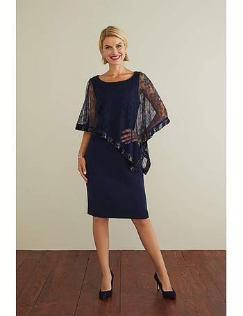 Kamila Lace Cape Dress from Fashion World. Quick View · Gina Bacconi c64cdec2e