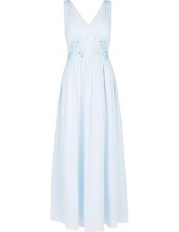 0a3042c3674f Womens Showcase Petite Blue Tillie Maxi Dress- Blue from Dorothy Perkins
