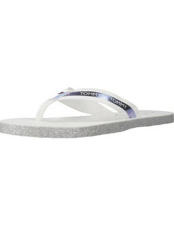 d0a755e8a Shop Women s Tommy Hilfiger Flip Flops up to 25% Off