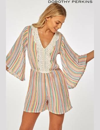 0c726e1bcb1a Shop Women's Dorothy Perkins Jumpsuits up to 75% Off   DealDoodle