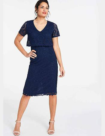 5610d6e75f37c Shop Women's Jd Williams Layered Dresses up to 70% Off | DealDoodle