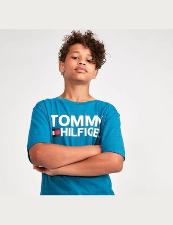 5c9fc0bd7780 Shop Tommy Hilfiger Boy s T-shirts up to 50% Off