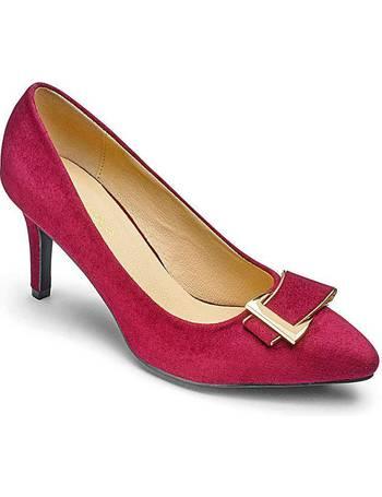 25c0fb62037fc Shop Jd Williams Women's Heels up to 75% Off | DealDoodle