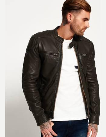 827ce562c Endurance Trial Leather Jacket