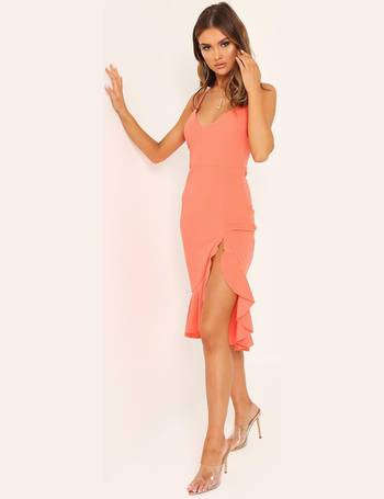 7f626e932a71 Shop Women's I Saw It First Midi Dresses up to 95% Off   DealDoodle