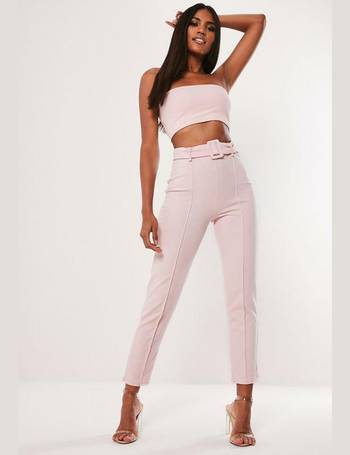 792a61155c1e Shop Women's Missguided Trousers up to 80% Off   DealDoodle