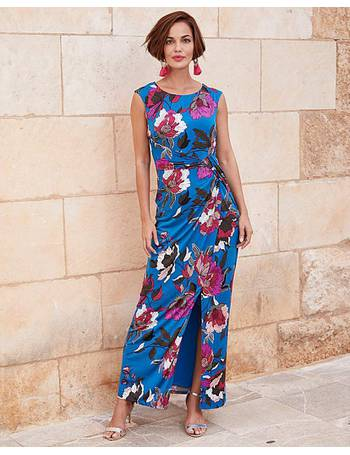 e12e909c17e Shop Women s Fashion World Floral Dresses up to 75% Off