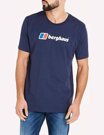cheap for discount 81a23 c5a26 Big Corporate Logo T-Shirt from Jacamo
