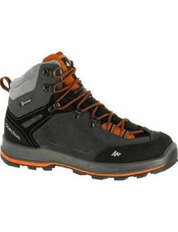 Lingüística compañerismo Muchas situaciones peligrosas  Shop Decathlon Mens Walking and Hiking Shoes   DealDoodle
