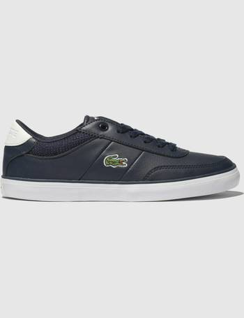 a1e9971fd326 Navy   White Court-master Trainers Youth from Schuh
