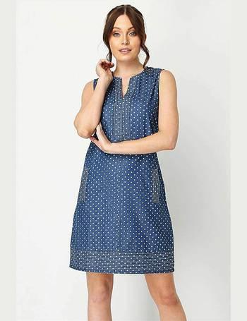 4029b056c86fc Shop Women's Fashion World Denim Dresses up to 50% Off | DealDoodle