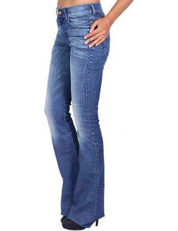 0cb5f94bb83 Women's Jeans SANDY-B 857B - Regular Slim Bootcut from Spartoo