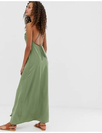 b814f18374 Shop Women's Backless Dresses from ASOS up to 80% Off | DealDoodle