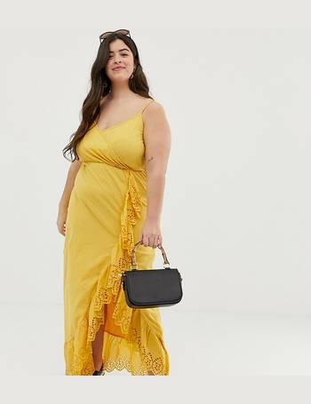 7c876a56e Shop ASOS Plus Size Maxi Dresses up to 80% Off | DealDoodle