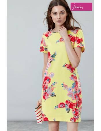 aabcf2f7f7b Joules. Yellow Riviera Print Short Sleeve Jersey Dress. from Next. £40.00. Blue  Riva Print Sleeveless ...