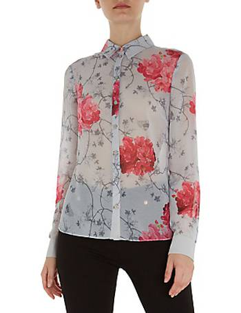 3238823bce52d2 Shop Women s Ted Baker Blouses up to 50% Off