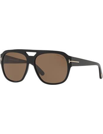 561471aa3f36 Tom Ford. Ft0630 61 Black Square Sunglasses. from Sunglass Hut Uk