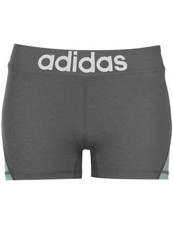Shop Adidas Women s Sports Shorts up to 80% Off  4fcdd4623c2d