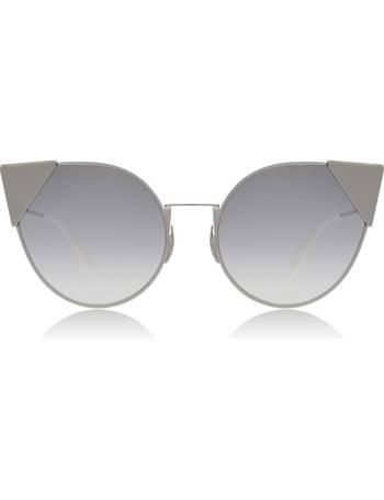 b0e2490020d5 FF0190 S Sunglasses Palladium 010 57mm from Sunglasses Shop