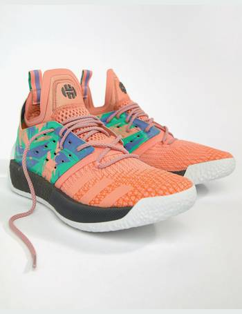 a03124a4ac4e Adidas. Basketball x Harden Vol 2 Graft Day Trainers ...