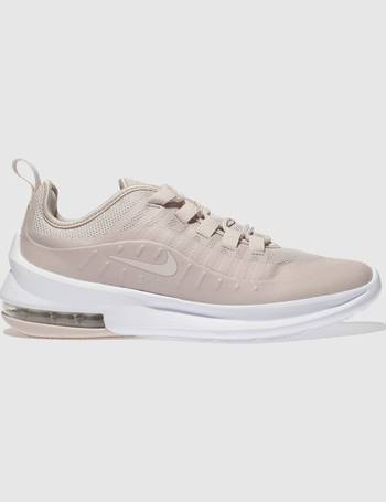 competitive price 533a0 9d5ec Nike. Pale Pink Air Max Axis Trainers Youth. from Schuh