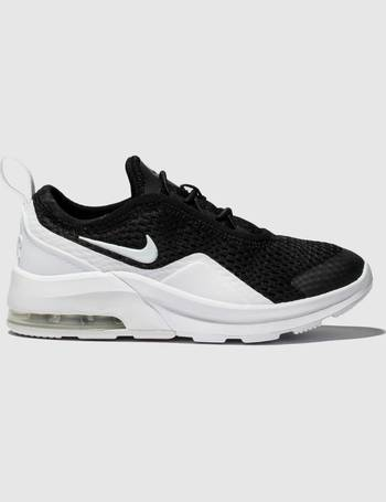 a60042fd48 Black & White Air Max Motion 2 Trainers Junior from Schuh