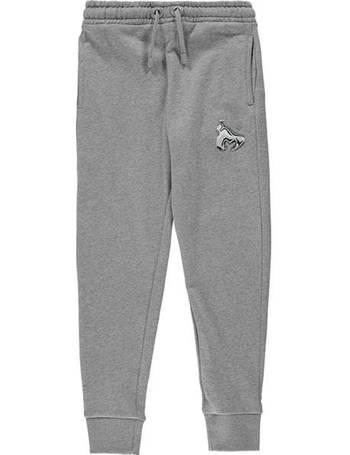 Firetrap Kids Boys Drop Crotch Joggers Junior Fleece Jogging Bottoms Trousers