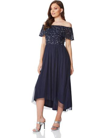 bc4c8af181cc2 Shop Women s Roman originals Sequin Dresses up to 75% Off