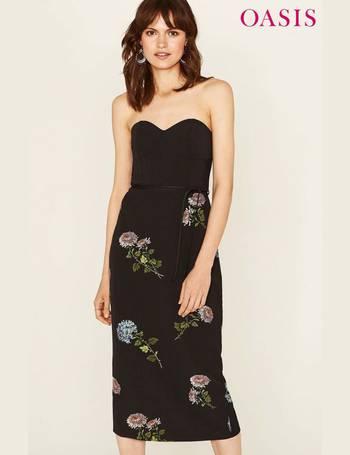 2aeaf41d8791 Shop Women's Oasis Pencil Dresses up to 75% Off   DealDoodle