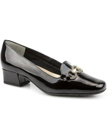 d43d593d9c4f Van Dal. Twilight Ee Fit Patent Leather Shoe. from Pavers