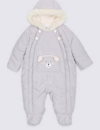 f18632cea Shop Baby Snowsuits up to 70% Off