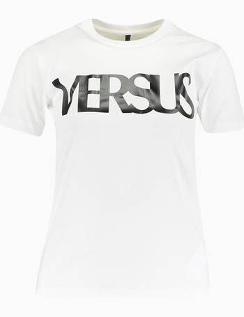 eb93d82f8 Shop Men's Versus Versace Logo T-shirts up to 70% Off | DealDoodle