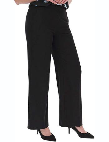 Womens Label Be Bootcut Stretch Trouser JD Williams