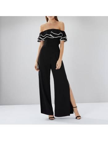 db737dabf5e Shop Women s Bardot Jumpsuits up to 90% Off