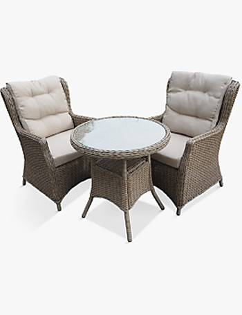 fba2f4faf42c LG Outdoor. Saigon 2 Seat Garden Bistro Table & Chairs Set