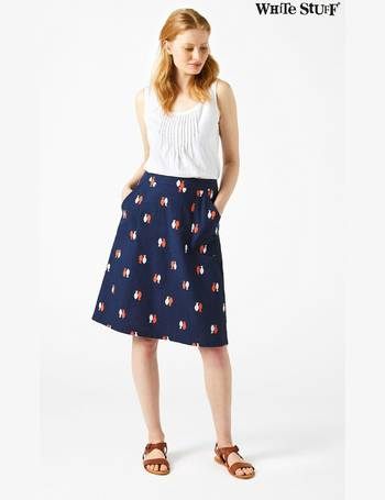 df4fa291b64f Shop Women's White Stuff Skirts up to 55% Off | DealDoodle