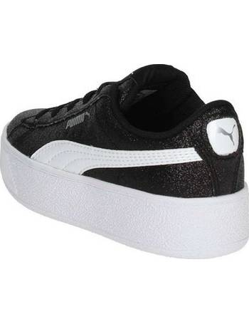 176bf4e19a0 Shop Spartoo Girl s Platform Trainers up to 15% Off