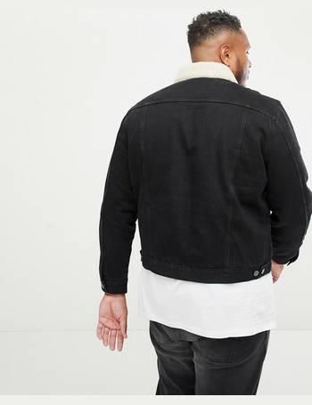 13ddf915b Shop Men's New Look Denim Jackets up to 65% Off | DealDoodle